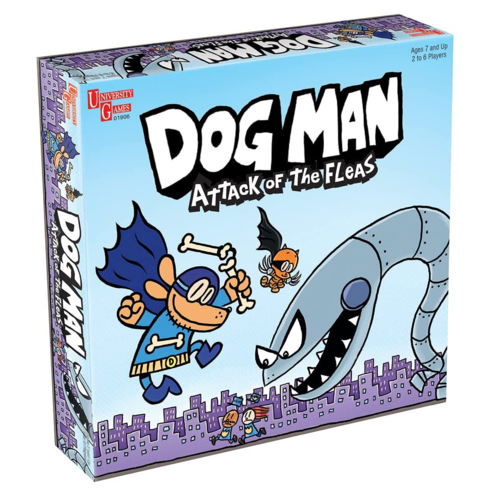 University Games DOG MAN ATTACK OF THE FLEAS