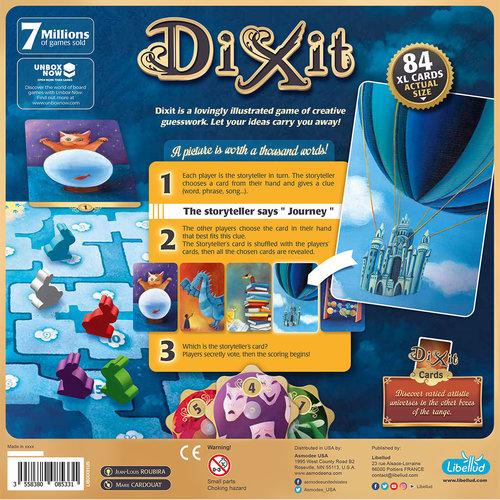 Libellud DIXIT (2021)