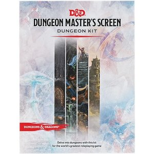 Wizards of the Coast D&D 5E: DM SCREEN DUNGEON KIT