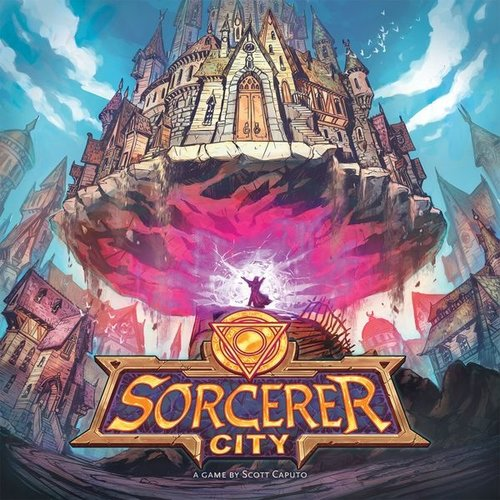 USED - SORCERER CITY DELUXE KICKSTARTER EDITION, 09/04/21