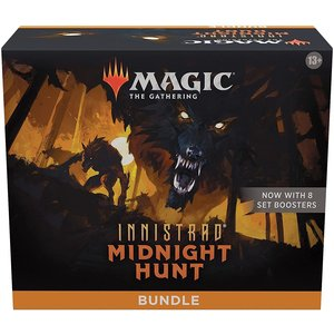 Wizards of the Coast MTG: INNISTRAD - MIDNIGHT HUNT - BUNDLE