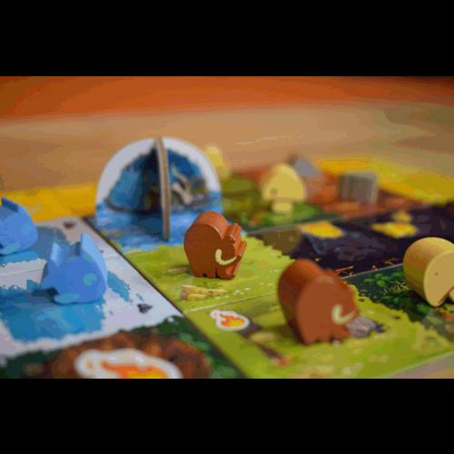 Blue Orange Games KINGDOMINO ORIGINS