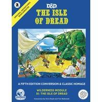 D&D 5E: ORIGINAL ADVENTURES REINCARNATED 2: THE ISLE OF DREAD