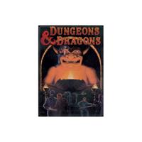 MAGNET: D&D - ADVANCED DUNGEONS & DRAGONS