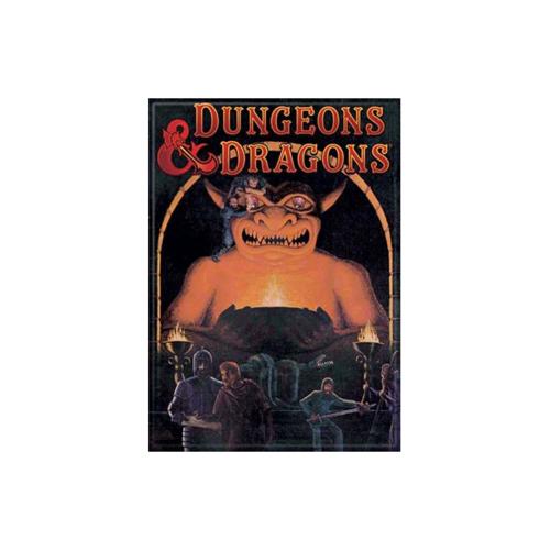 ATA-BOY MAGNET: D&D - ADVANCED DUNGEONS & DRAGONS