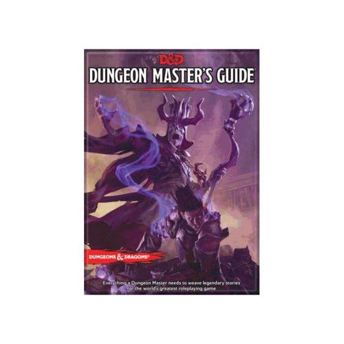 ATA-BOY MAGNET: D&D - DUNGEON MASTER'S GUIDE 5E