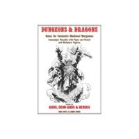 MAGNET: D&D - GODS, DEMIGODS, & HEROES