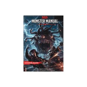 ATA-BOY MAGNET: D&D - MONSTER MANUAL 5E