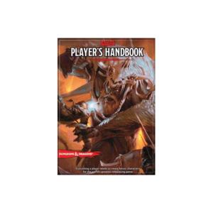 ATA-BOY MAGNET: D&D - PLAYER'S HANDBOOK 5E