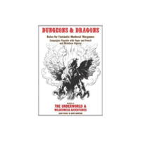 MAGNET: D&D - UNDERWORLD & WILDERNESS ADV
