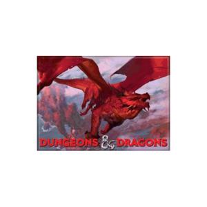 ATA-BOY MAGNET: D&D - RED DRAGON