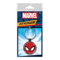 KEYCHAIN: MARVEL - SPIDER-MAN FACE