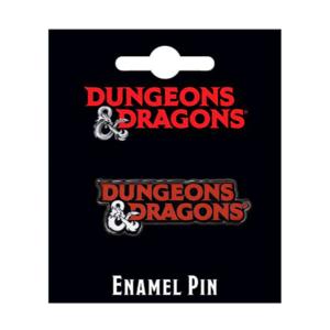 ATA-BOY PIN: D&D - DUNGEONS & DRAGONS LOGO