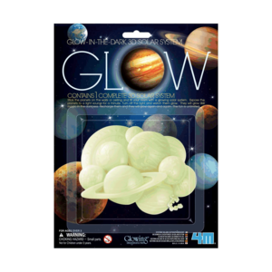 Toysmith GLOW 3D SOLAR SYSTEM