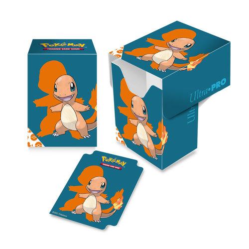Ultra Pro International DECK BOX: POKEMON: CHARMANDER