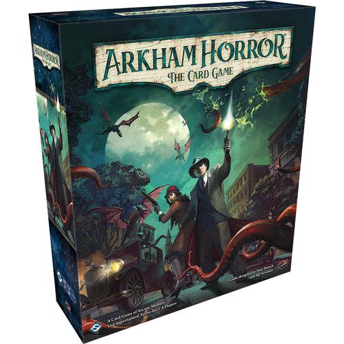 Fantasy Flight Games ARKHAM HORROR LCG (REVISED)