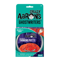 THINKING PUTTY - GHOSTWRITERS - CRYPTIC CODE
