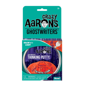 Gamewright THINKING PUTTY - GHOSTWRITERS - CRYPTIC CODE