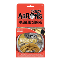 THINKING PUTTY - MAGNETIC STORMS - GOLD RUSH