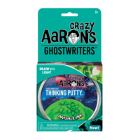 THINKING PUTTY - GHOSTWRITERS - INVISIBLE INK