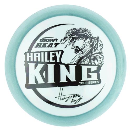 Discraft HEAT Z HAILEY KING 2021 TOUR SERIES 173g-174g Distance Driver