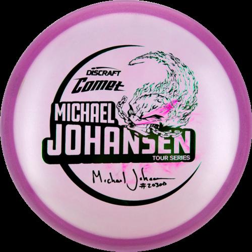Discraft COMET Z MICHAEL JOHANSEN 2021 TOUR SERIES 177g+
