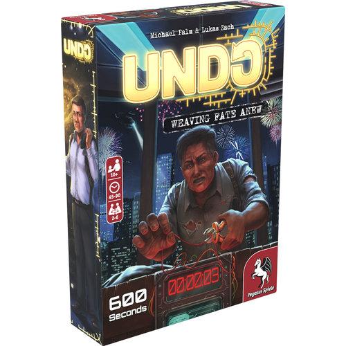 Pegasus Spiele UNDO: 600 SECONDS