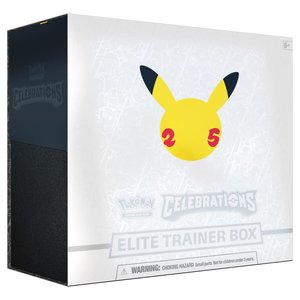 Pokemon USA POKEMON: CELEBRATIONS - ELITE TRAINER BOX
