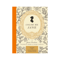COLOR ME JANE AUSTEN COLORING BOOK