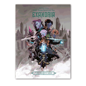 Dark Horse Books CRITICAL ROLE: THE CHRONICLES OF EXANDRIA VOL. I