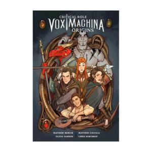Dark Horse Books CRITICAL ROLE: VOX MACHINA ORIGINS VOLUME I