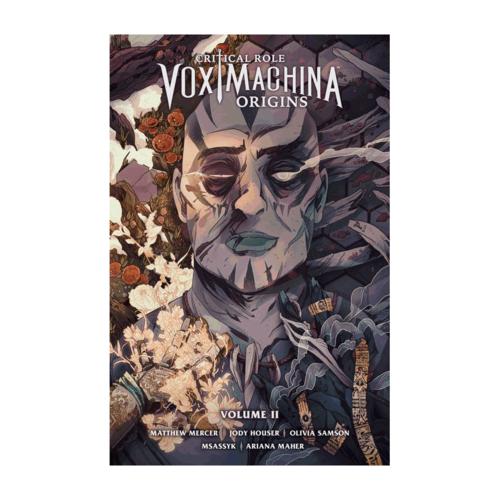 Dark Horse Books CRITICAL ROLE: VOX MACHINA ORIGINS VOLUME II