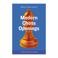 MODERN CHESS OPENINGS, 15THE EDITION