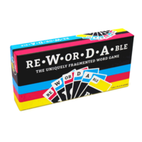 REWORDABLE CARD GAME