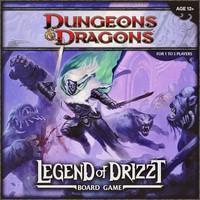 D&D: LEGEND OF DRIZZT
