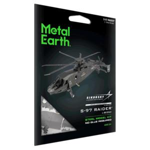 Metal Earth 3D METAL EARTH S-97 RAIDER