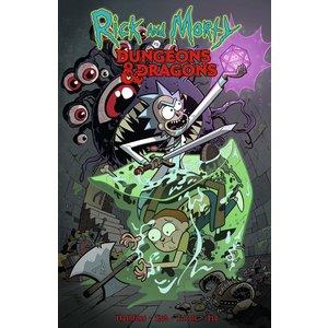 Diamond Comic Distributors RICK & MORTY vs DND: VOL 1