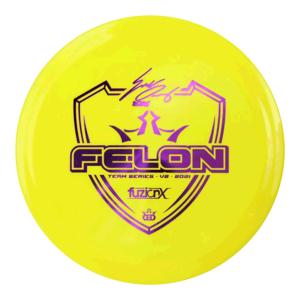 Dynamic Discs FELON FUZION-X OAKLEY TEAM V2 2021 173g-176g