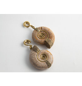 Diablo Organics Diablo Organic Madagascar Ammonites on large coil