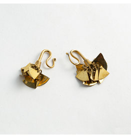 "Buddha Jewelry Organics BJO Brass ""Spangled"""