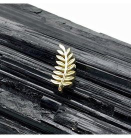 BVLA BVLA Yellow Gold Fern
