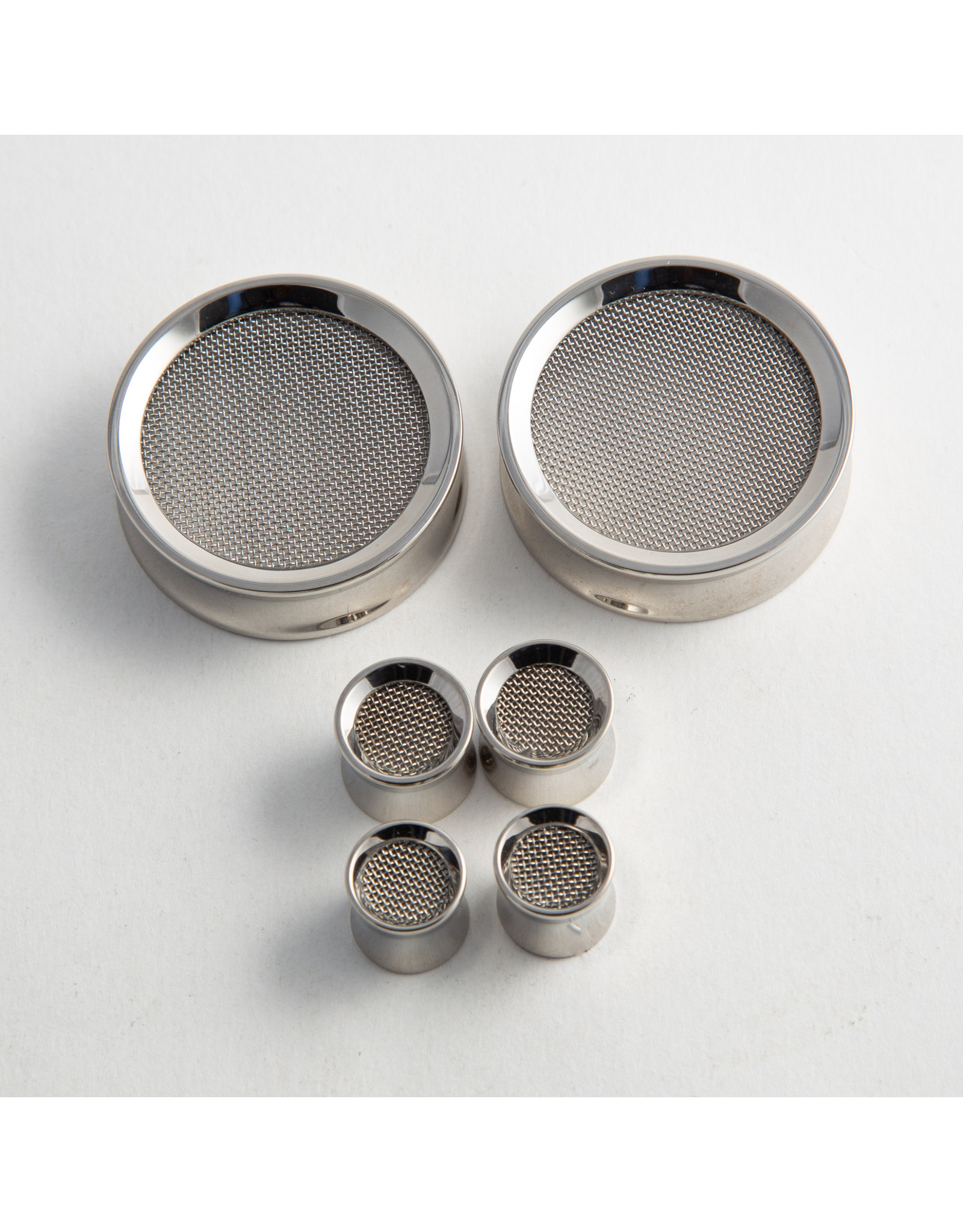 Reign Custom Design Reign 1-3/8 steel Screens double flared eyelets