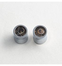 Reign Custom Design Reign 7/16 Steel Turritella Plugs