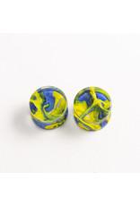 Gorilla Glass Gorilla Glass 3/4 yellow & blue power plug