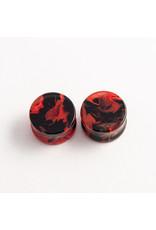 Gorilla Glass Gorilla Glass 7/8 black & red power plug