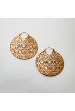 Maya Jewelry Maya copper & brass Paparazzi hanging design