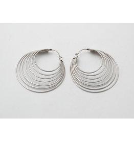 "Maya Jewelry Maya Silver ""Saturn Return"""