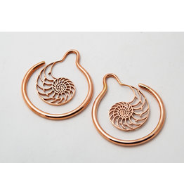 "Maya Jewelry Maya Rose Gold Plate ""Meridian"""