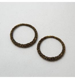"""Maya Jewelry Maya Brass """"Ring Around The Rosie"""""""