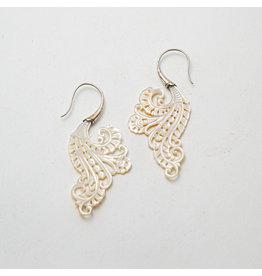 """Maya Jewelry Maya Silver & Shell """"Bonita"""""""
